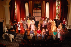 A Christmas Carol Cast and Crew