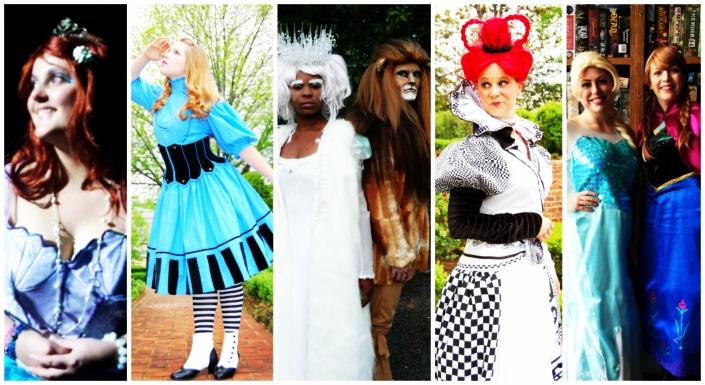 Costume Collage